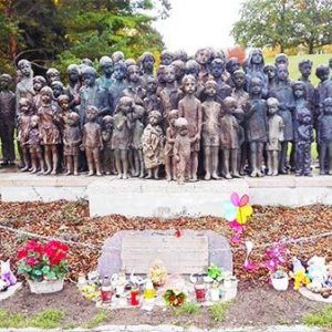 Operation Anthropoid, Lidice, and crypt to visit