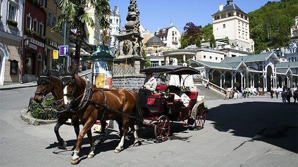 Supreme Prague takes you on a private trip to Karlovy Vary