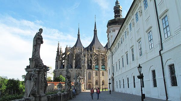 Kutna Hora private trip from Prague