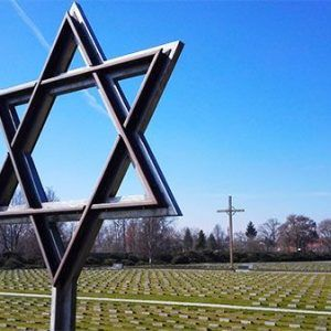 Terezin, star of David