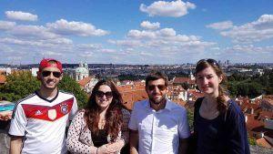Prager Burg Besichtigung mit privater Stadtführering