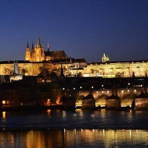 Prague Castle evening tour