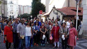 Jewish quarter guided tour