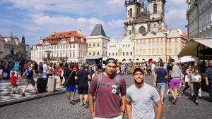 Europe trip to Prague