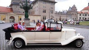 Guided tour in Prague with fun vehicle and fun tour, Supreme Prague