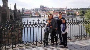 Family holidays in prague