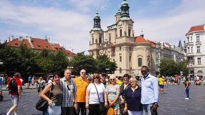 Trip to Prague, enjoy guided tour