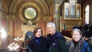Guided tour to Spanish synagogue in Prague