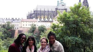 Guided tour of Prague Castle for any travellers