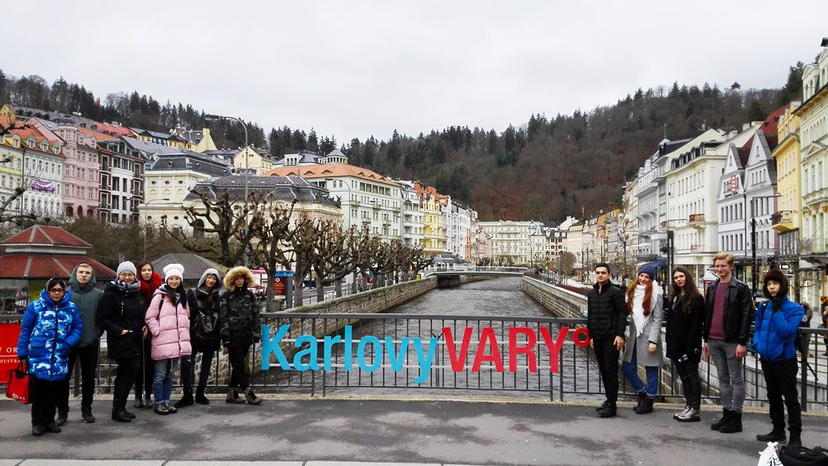Trip to Karlovy Vary from Prague with a guided tour