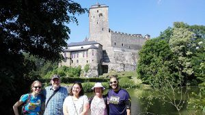 Guided tour to Castle Kost in Czech Paradise from Prague