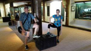 Guided tour with English speaking guide at Castle Kost