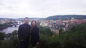 Photography tour in Prague