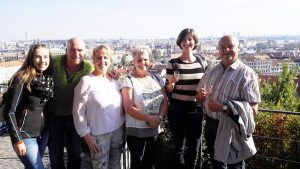 Guided tour in Prague with lunch and boat ride