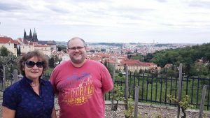 Guided tour in Prague with mobility issues