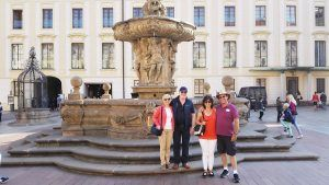Private guided tour in Prague castle