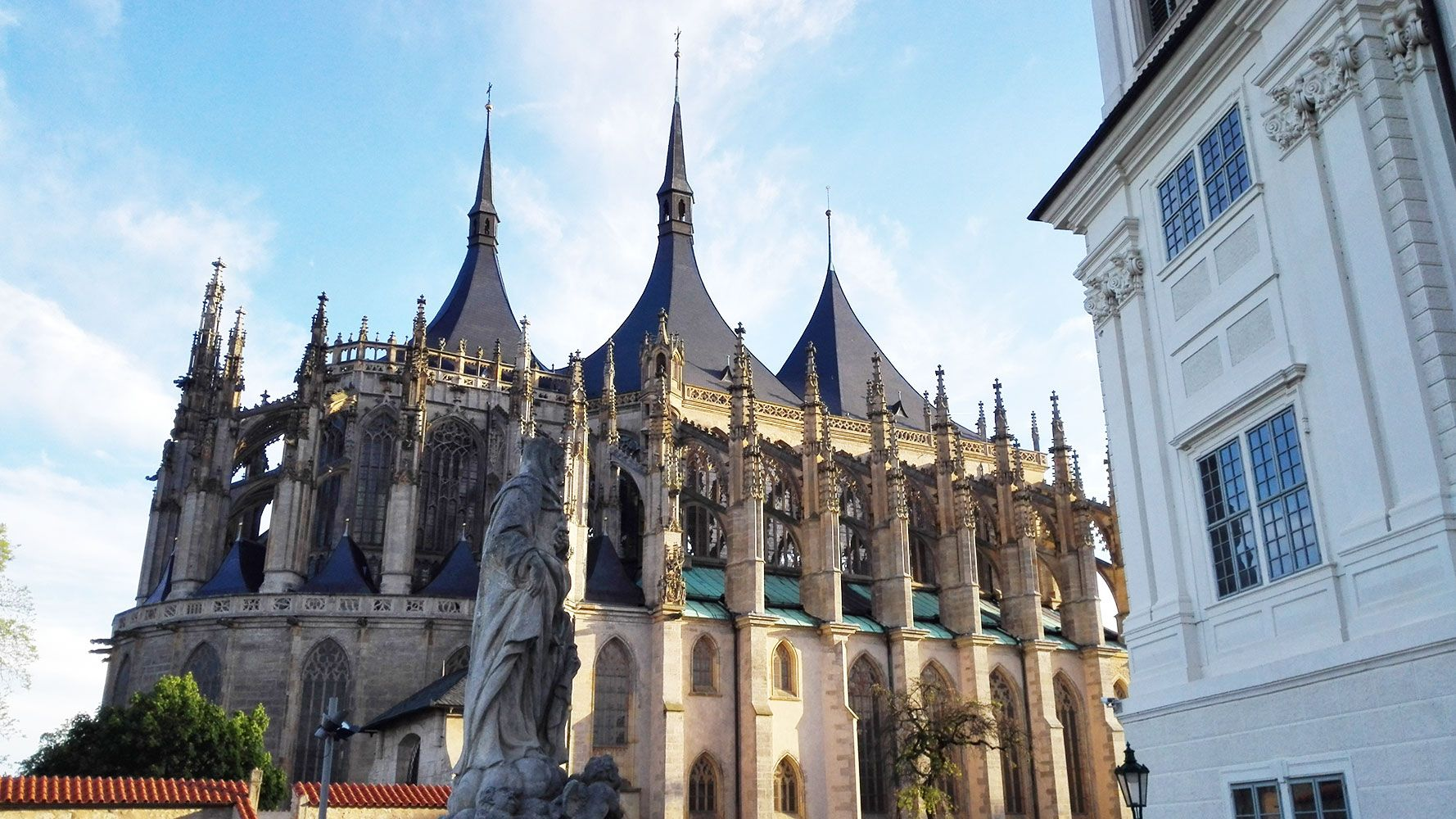 St. Barbara Cathedral in Kutna Hora
