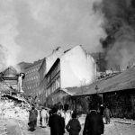 Was Prague bombed in 1945?
