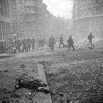 Casulties after bombing in Prague
