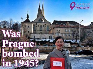 Was Prague bombed in 1945, Supreme Prague