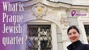 What is Prague Jewish quarter, Supreme Prague