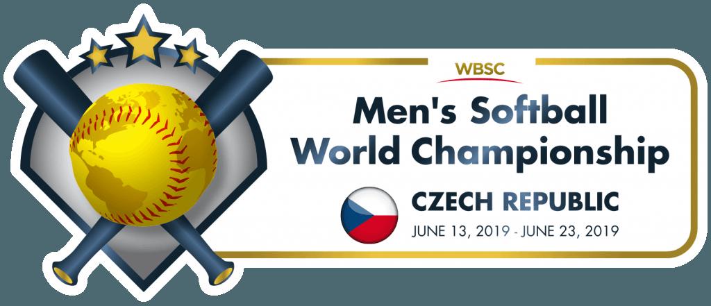 Men´s softball world championship 2019 in Czech Republic