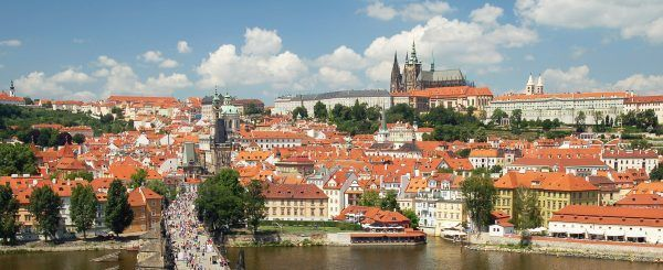 Prague introduction tour