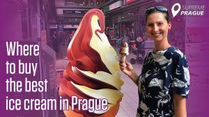 Lenka from Supreme Prague shares tips where to buy the best ice cream in Prague