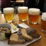 Beer tour - tasting carp with beer
