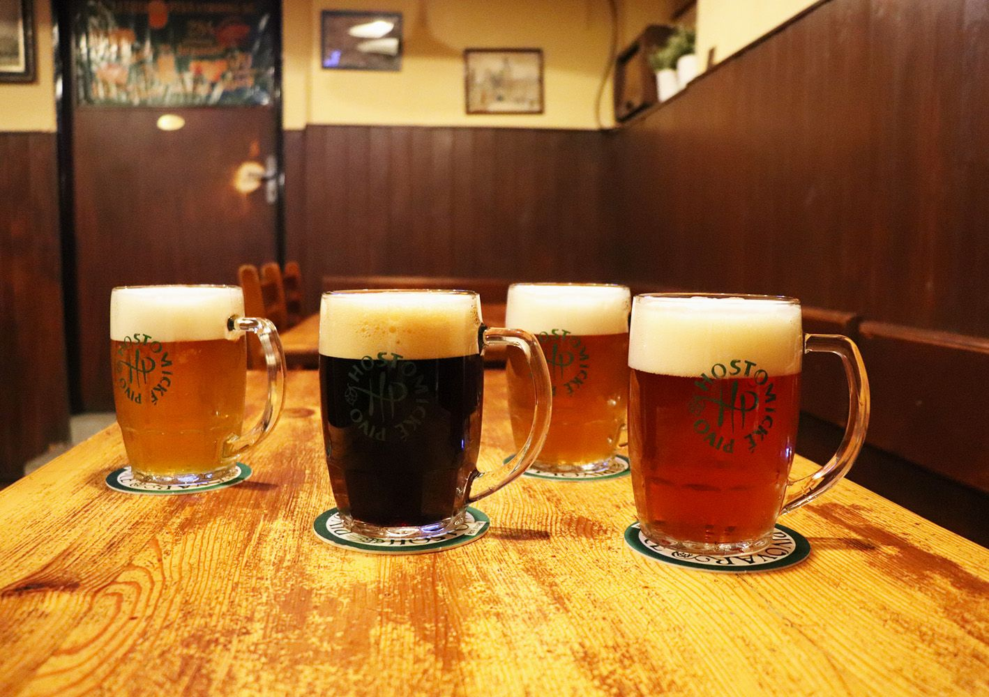 beer tour - types of beer, Supreme Prague