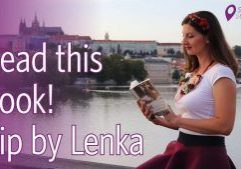 Cover photo for video: what book to read about Czech history