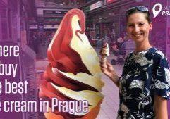 Lenka from Supreme Prague shares tips where to buy the best ice cream in Prague